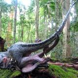 Битва динозавров