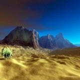 Мезозойская пустыня