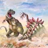Stagosaurus (Стегозавр)
