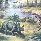 Styracosaurus и Anatotitan
