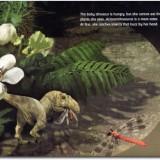 Детёныш акрокантозавра (Acrocanthosaurus)