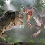 Тираннозавр и Спинозавр