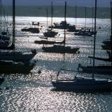 Яхты на отдыхе