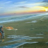 Pterosaur- Gnathosaurus