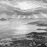 Силурийский ландшафт