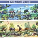 Динозавры 150 и 75 млн. лет назад