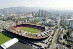 Стадион в Цюрихе