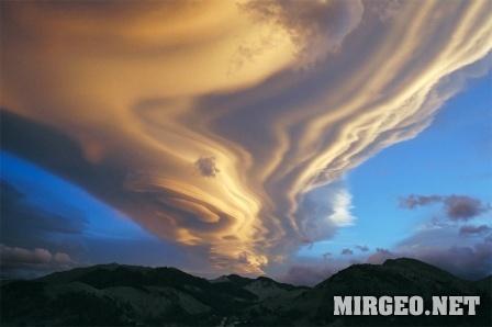 Линзообразное облако