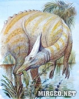 Saurolophus (Завролоф)