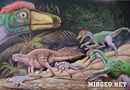 Psittacosaurus