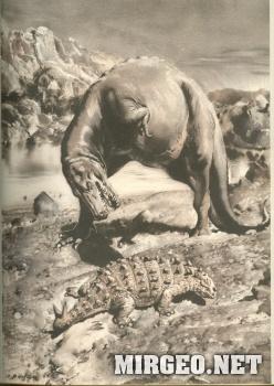 Gorgosaurus (Горгозавр)
