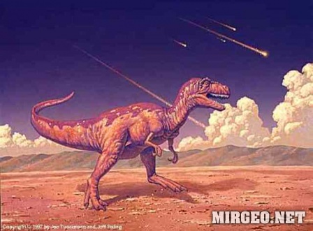 Вымирание динозавров