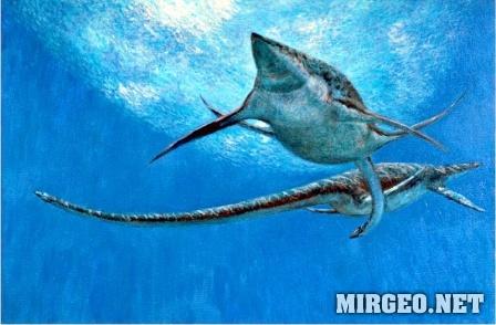 Эласмозавры
