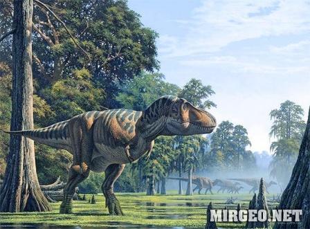 Tyrannosaurus rex (Тиранозавр REX)