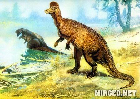 Corythosaurus (Коритозавр)